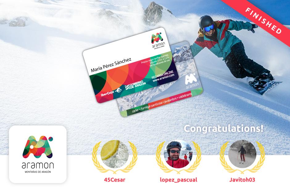Esquiador Total Aramón
