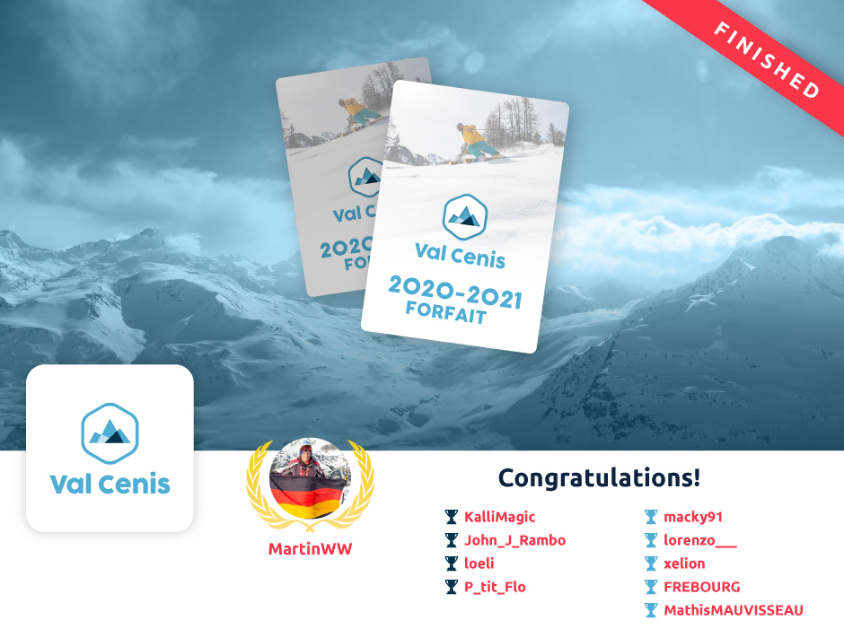 Val Cenis Challenge