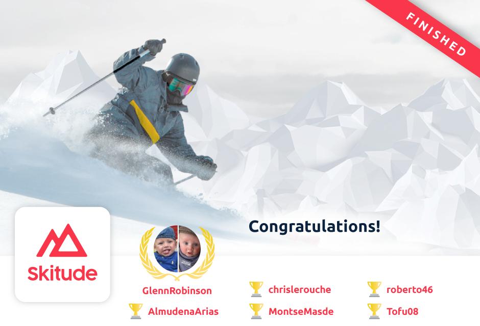 Skitude Premium Challenge